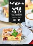 """Kaffee & Kuchen 1 Stück frisch gebackener """"Blechkuchen des Tages"""" und 1 Tasse Kaffee ... solange der Vorrat reicht! ©Foto: Mediaheadz · Susann Wentzlaff"""