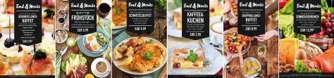 Unser Menü - Frühstück, Brunch, Lunch & Buffet ©Foto: Mediaheadz · Susann Wentzlaff