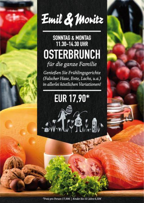 Osterbrunch - Der Klassiker, der nie alt wird! ©Foto: Mediaheadz · Susann Wentzlaff